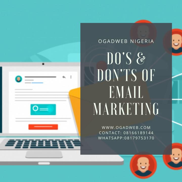 Affordable website designer in Nigeria