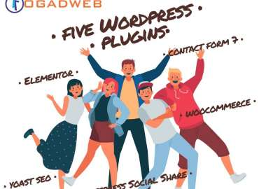 five best plugin from ogadweb Cheapest and Affordable website designer in Nigeria