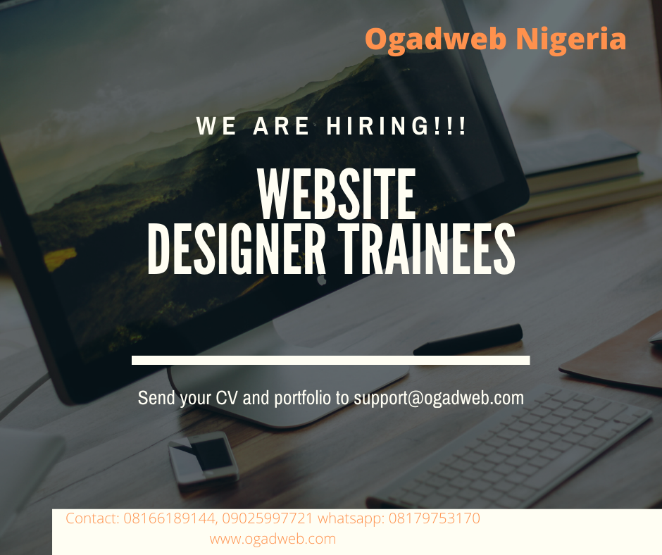 Ogadweb Nigeria No1 cheapest and affordable website in nigeria