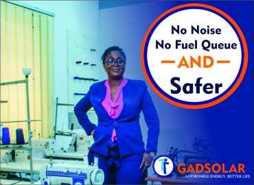 advantages of solar-inverter system to generator in Nigeria