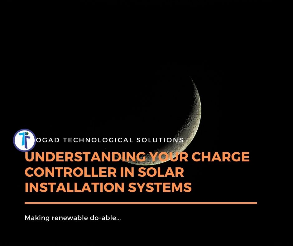 understanding your charge controllein solar installation system