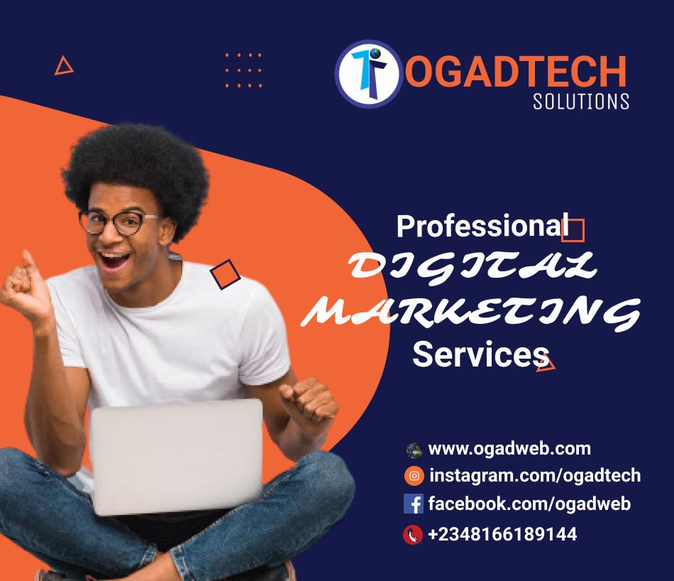 Digital marketing services in nigeria